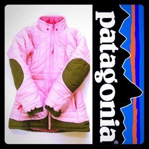 Girls Patagonia Insulated Puffer Jacket